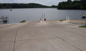 Spring Lake Park at Macomb - Boat Ramps